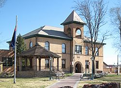 Historic Navajo County Courthouse and Museum