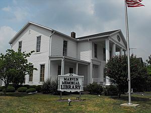 Marvin Memorial Library