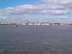River-front-at-Tilbury