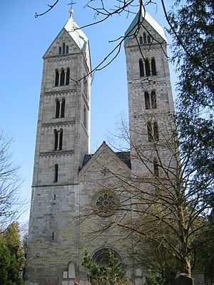 St Peter Straubing West