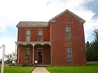 White-Pool House in Odessa, TX Picture 1849