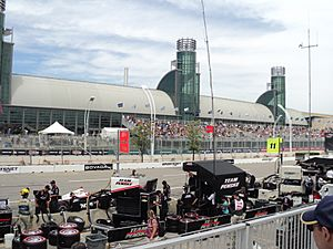 2013 Honda Indy Toronto Exhibition Place