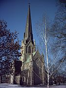 Christ Church Cathedral, Fredericton, New Brunswick (2005)