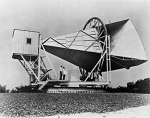 Horn Antenna-in Holmdel, New Jersey