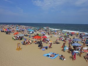 Long Branch NJ Beach