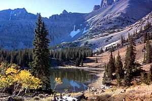 Stella Lake Great Basin