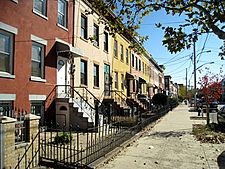 Wyckoff Heights Rowhouses