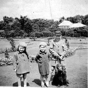 Broomfields children in Boilwing Park