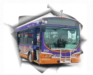 Clemson Area Transit Cat Bus Logo