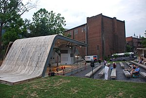 Clifton Forge - Masonic Amphitheatre