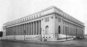 James Farley Post Office c1912