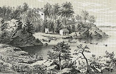 Turtle Bay, Manhattan 1853