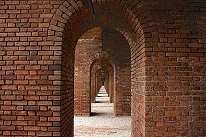 A304, Fort Jefferson, Dry Tortugas National Park, Florida, USA, 2012