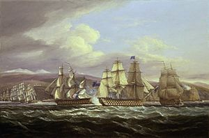 Blockade of Toulon, 1810-1814