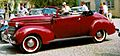 Hudson 112 Series 90 Convertible Coupe 1939