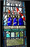 Navy League Cadet Corps (Canada), Memorial Stained Glass Window, Currie Hall, Currie Building, Royal Military College of Canada