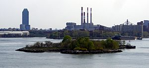 Mill Rock Island in New York City.jpg