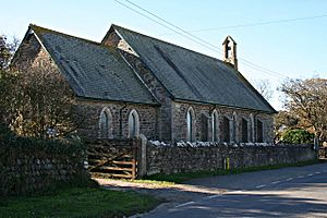Mount Hawke Church - geograph.org.uk - 272495