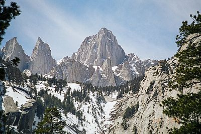 Mount Whitney 2003-03-25