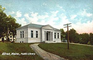 Public Library, Alfred, ME