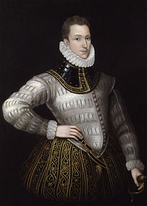 Sir Philip Sidney from NPG