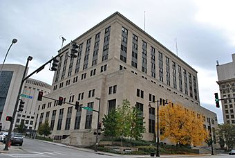 United States Courthouse and Post Office (Kansas City, Missouri) 0176.jpg
