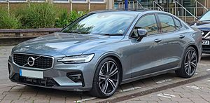 2019 Volvo S60 R-Design Edition T5 Automatic 2.0 Front