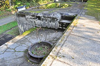 Bainbridge Island - Fort Ward Park - Battery Vinton 03.jpg