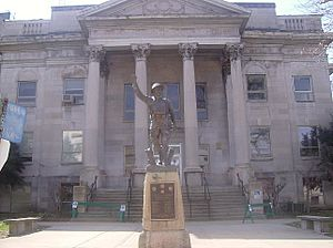 Harlan County Courthouse, Kentucky