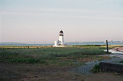 Sand Point Light