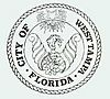 Official seal of West Tampa