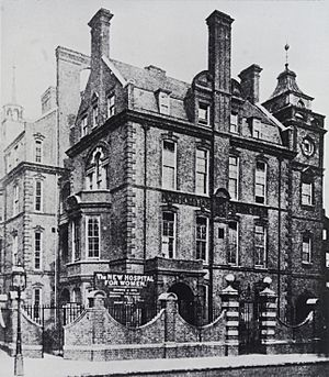 The New Hospital for Women, London Wellcome L0038371