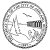 Official seal of Ashland, Wisconsin