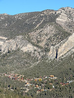 Mount Charleston houses 2