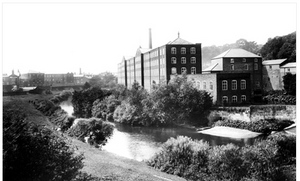 Old Mill (1753-1830) in 1902
