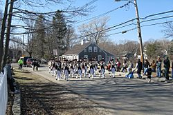St. Patrick Day's Parade, Scituate MA