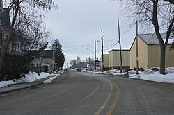 Downtown Woodland