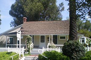 Jonathan Bailey House, Whittier
