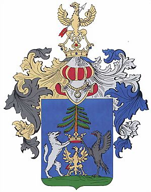 Coat of arms Facts for Kids