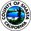 Official seal of Shasta County, California
