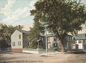 The Old Garrison House, Exeter, NH