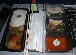 An Airline Meal by KLM