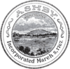 Official seal of Ashby, Massachusetts