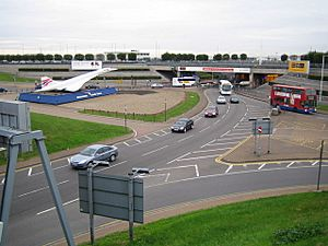 Heathrow Airport - geograph.org.uk - 231165