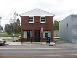 New Bloomington's post office