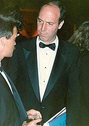 Gene Siskel at the 61st Academy Awards