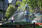 Peacock Fountain, New Zealand.jpg