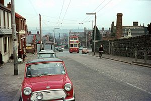 British Trolleybuses - Belfast - geograph.org.uk - 552688