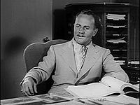 Darryl F. Zanuck in Grapes of Wrath trailer