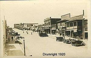 Drumright 1920